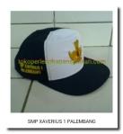 topi sekolah bahan seragam