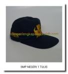 topi sekolah smp bahan seragam sekolah