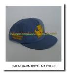 topi sekolah bahan mere